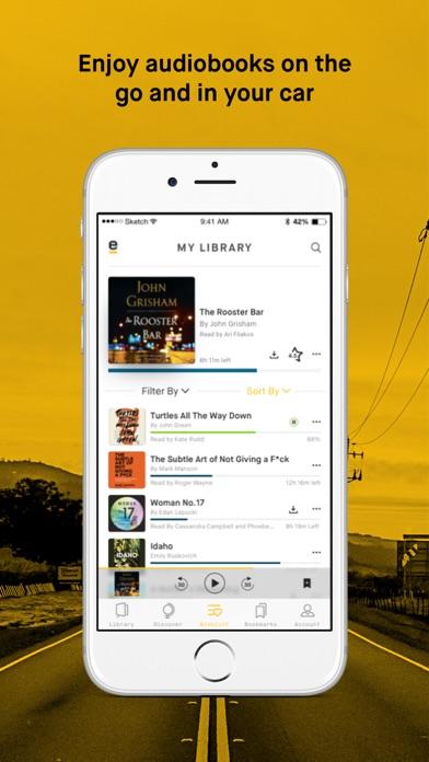 Audiobooks from eStories Скриншоты7