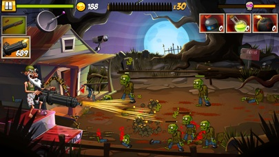 Zombie Smash! Time Travel Скриншоты4