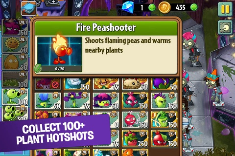 Plants vs. Zombies™ 2 screenshot 3