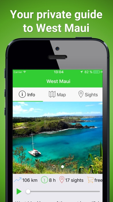 download West Maui Tour Guide appstore review
