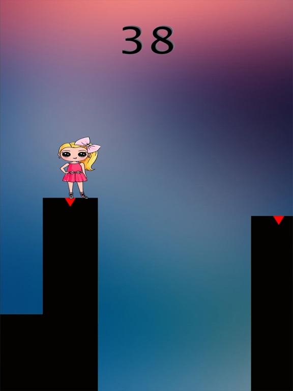 Crazy jojo jump For Siwa Jojo screenshot 6