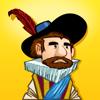 Monkeybizniz - Het Spel van de Gouden Eeuw kunstwerk