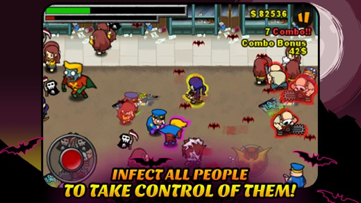 Infect Them All : Vampires Screenshots