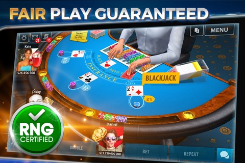 Blackjack 21: Blackjackist screenshot 1