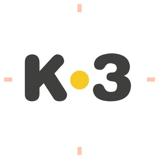 K3 timer - Time management iOS App