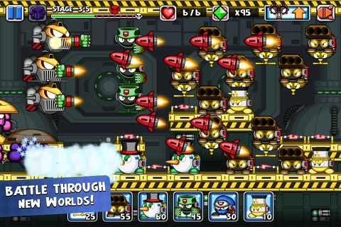 Tiny Defense 2 screenshot 3