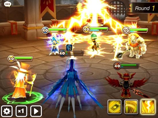 Скачать игру Summoners' War: Sky Arena