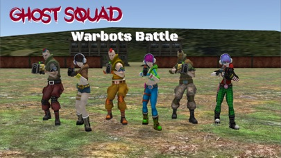 Image of Ghost Squad for iPhone