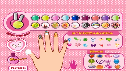 Nail Salon! screenshot 3