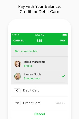 Cash App screenshot 2