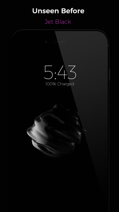 download Black - Live Wallpapers apps 0
