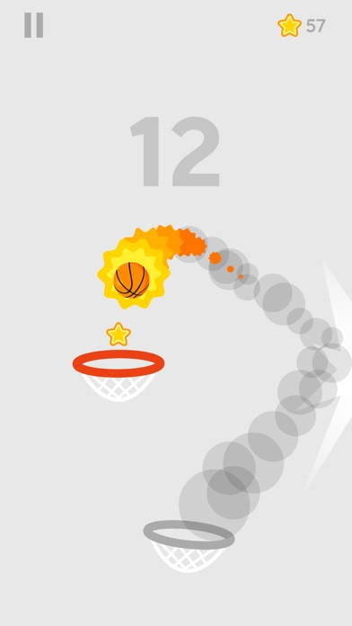 Dunk Shot screenshot 2