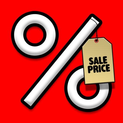 sale price discount calculator