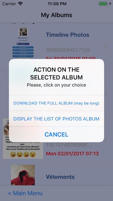 download Vos Albums, Photos et Videos apps 3