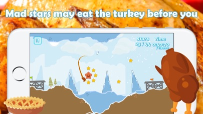 Thanksgiving Flying Turkey screenshot 4