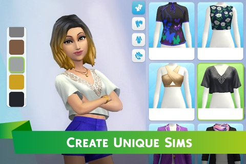 The Sims™ Mobile screenshot 1