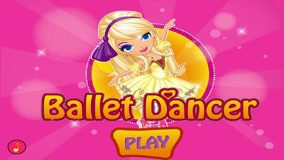 Ballet Dancer -- Dress Up Game Скриншоты3