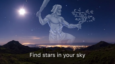 Screenshot for Sky Guide AR in United States App Store