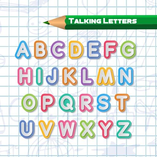 Talking Letters iOS App