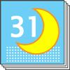 diario calendario lunar