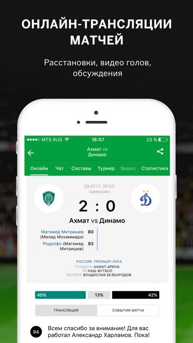 Sports.ru для ФК Ахмат