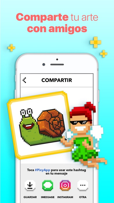 download Pixy - Colorea por números apps 2