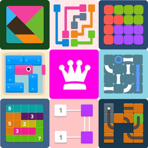 Puzzledom app for ipad