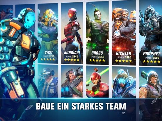 Screenshot 2 Hero Hunters