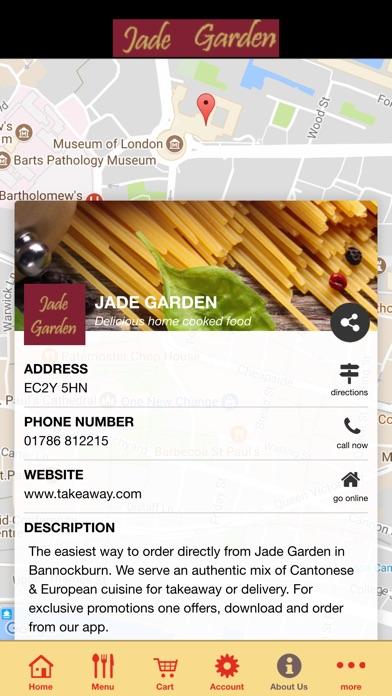 Jade Garden App App Builder
