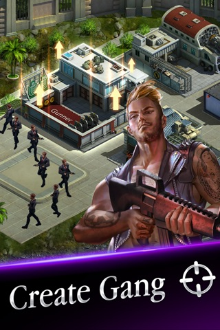 Mafia City: War of Underworld screenshot 4