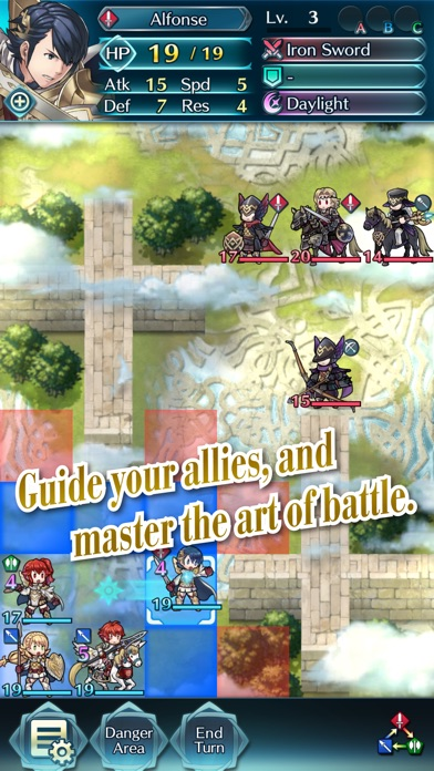 Fire Emblem Heroes iPhone