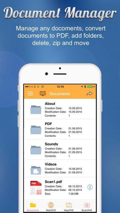 Screenshot iLax - Vidéo et Document