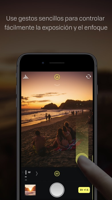 download Halide - RAW Manual Camera apps 1