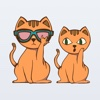Cat + Kitty Emojis & Stickers - Cat Moji