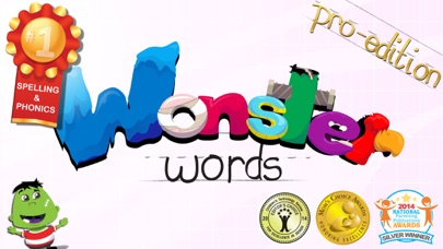 Wonster Words (Pro Edition) Screenshots