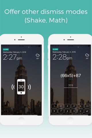 Alarmy Pro - Alarm Clock screenshot 3