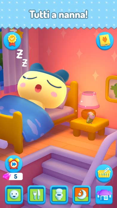 Screenshot of My Tamagotchi Forever6