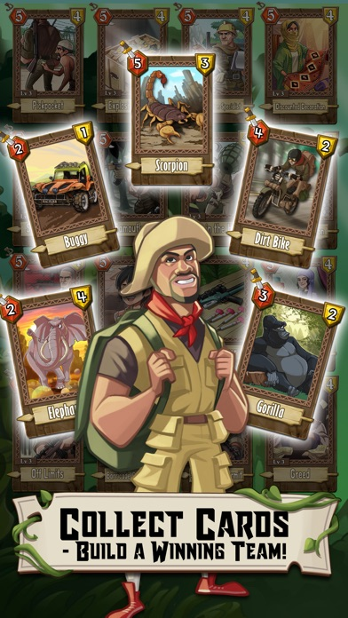JUMANJI: THE MOBILE GAME Screenshots