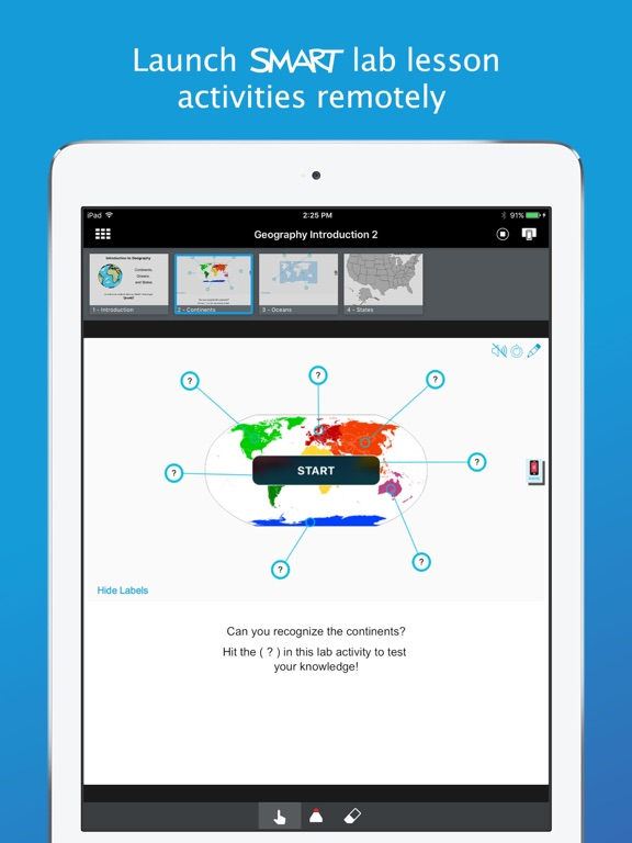 Smart notebook player on the app store ipad screenshot 5 sciox Gallery