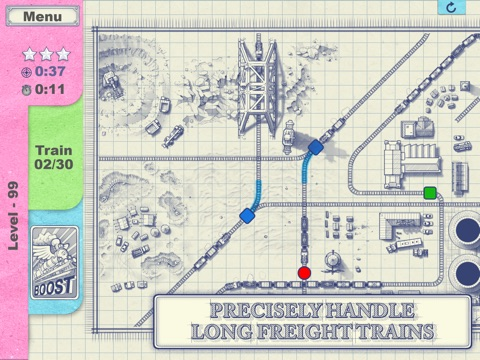 Paper Train: Traffic screenshot 4
