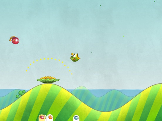 Screenshot 2 Tiny Wings