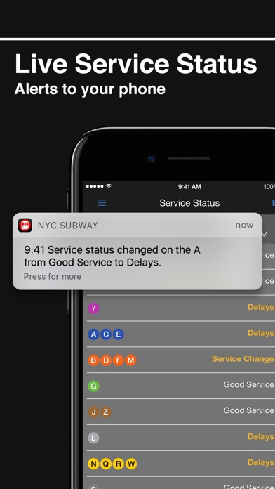 download New York Subway MTA Map apps 3