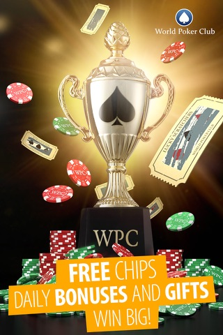 Poker Game: World Poker Club screenshot 3