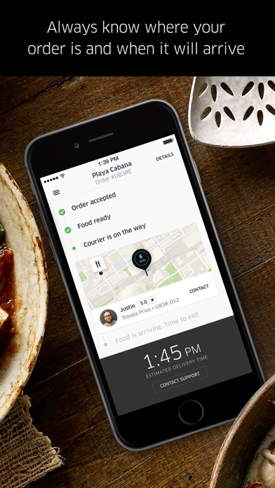 UberEATS: Food Delivery on the App Store