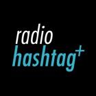 radiohashtag+ icon