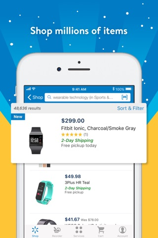 Walmart – Shopping and Saving screenshot 3