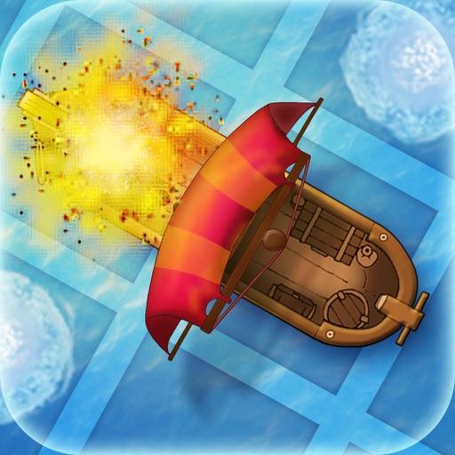 Bataille navale ~ PirateFleet