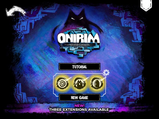 Screenshot #1 for Onirim - Solitaire Card Game