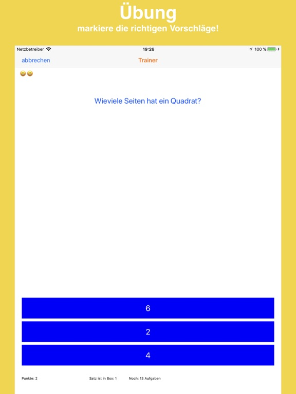 Mathematik Grundschule Screenshots