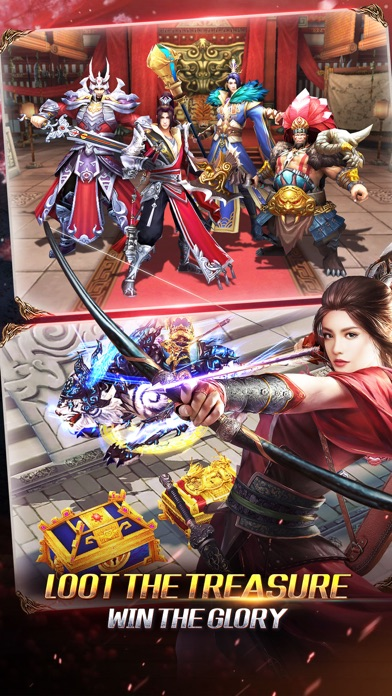 Kingdom Warriors - Classic Action MMO Screenshot 2